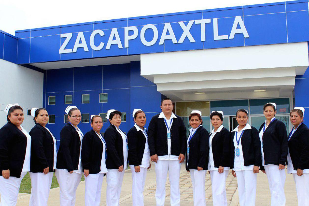 Nombran a hospital  de Zacapoaxtla Hospital Amigo del Niño y de la Niña