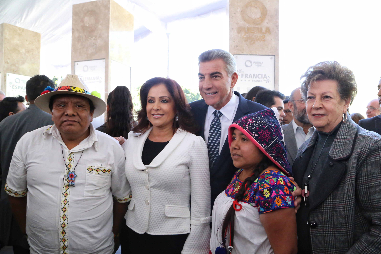 Puebla es punto de encuentro entre culturas: Gali