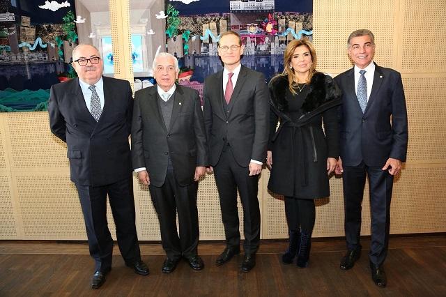 Puebla, referente nacional en  inversión alemana: Antonio Gali