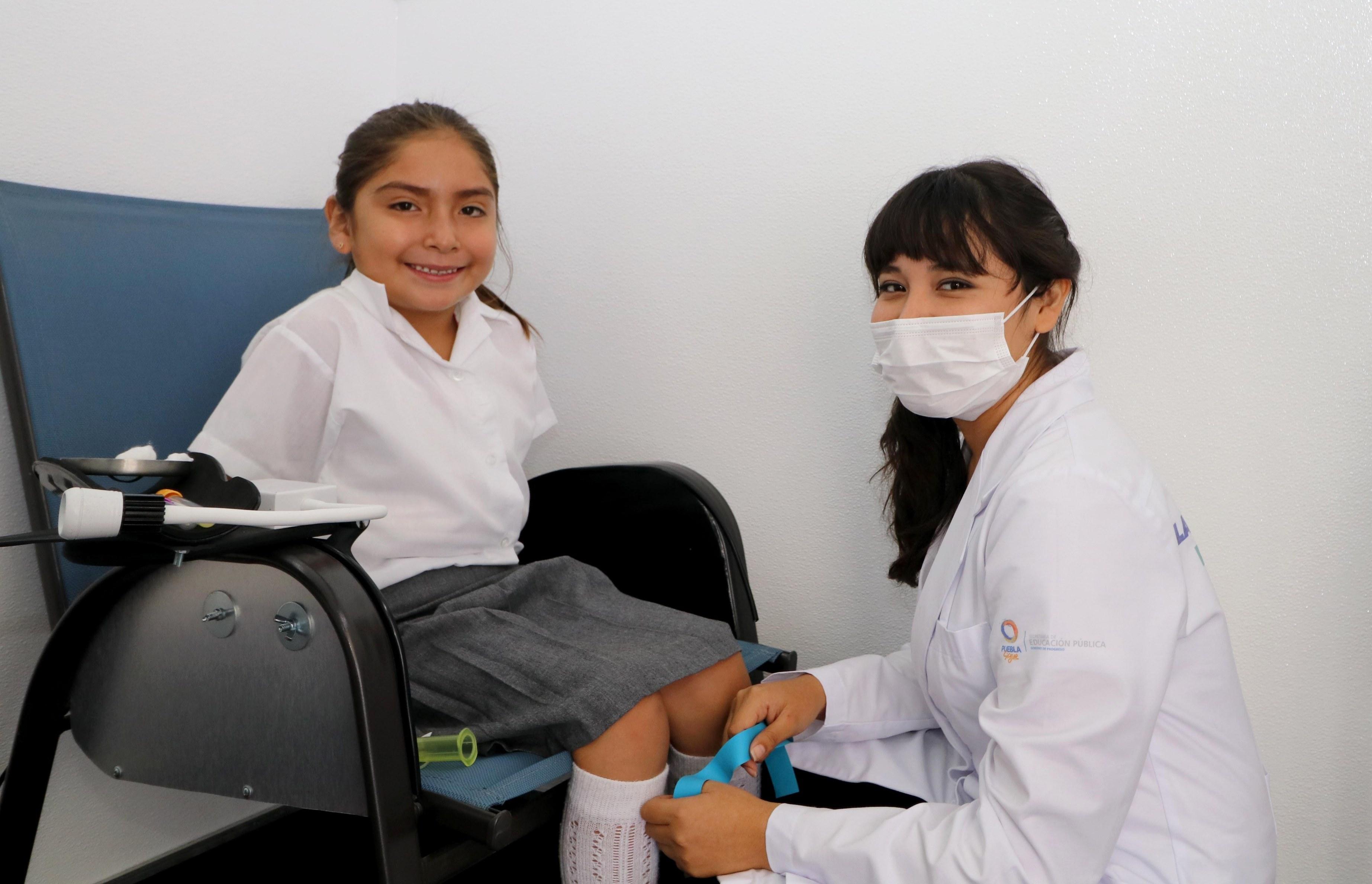 Gobierno estatal mantiene exámenes médicos en preescolares públicos
