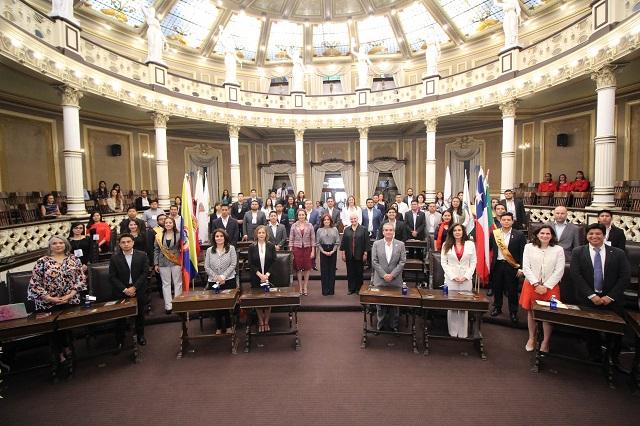 Realizan Cumbre Latinoamericana de Jóvenes por los Derechos Humanos