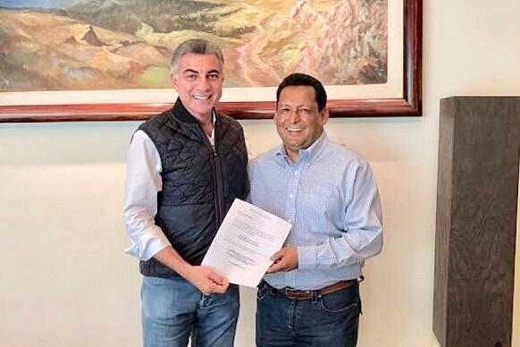 Confirma Gali a Ignacio Alvízar al frente de la SEP estatal
