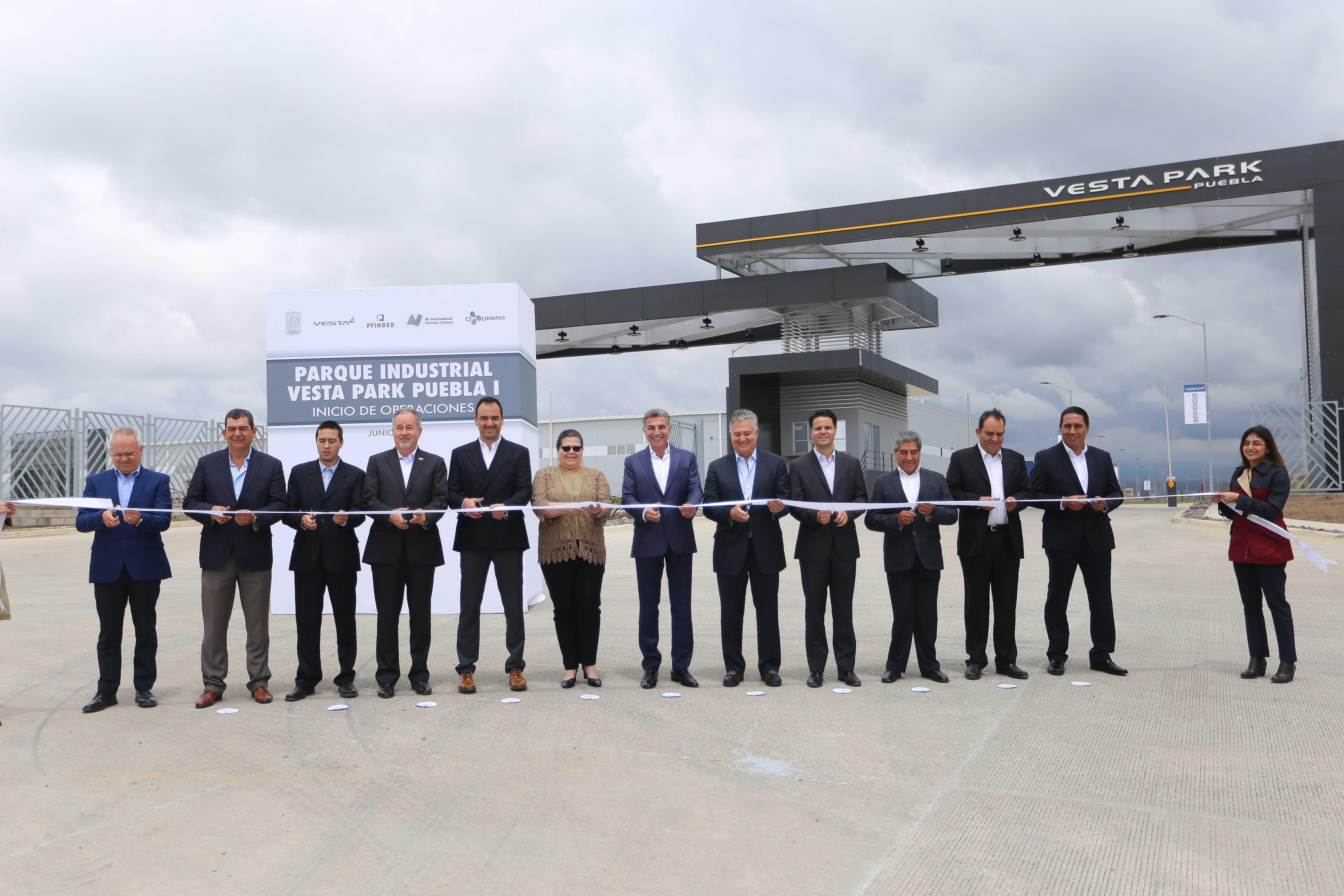 Proveedoras de VW y Audi, al nuevo  parque industrial en Huejotzingo