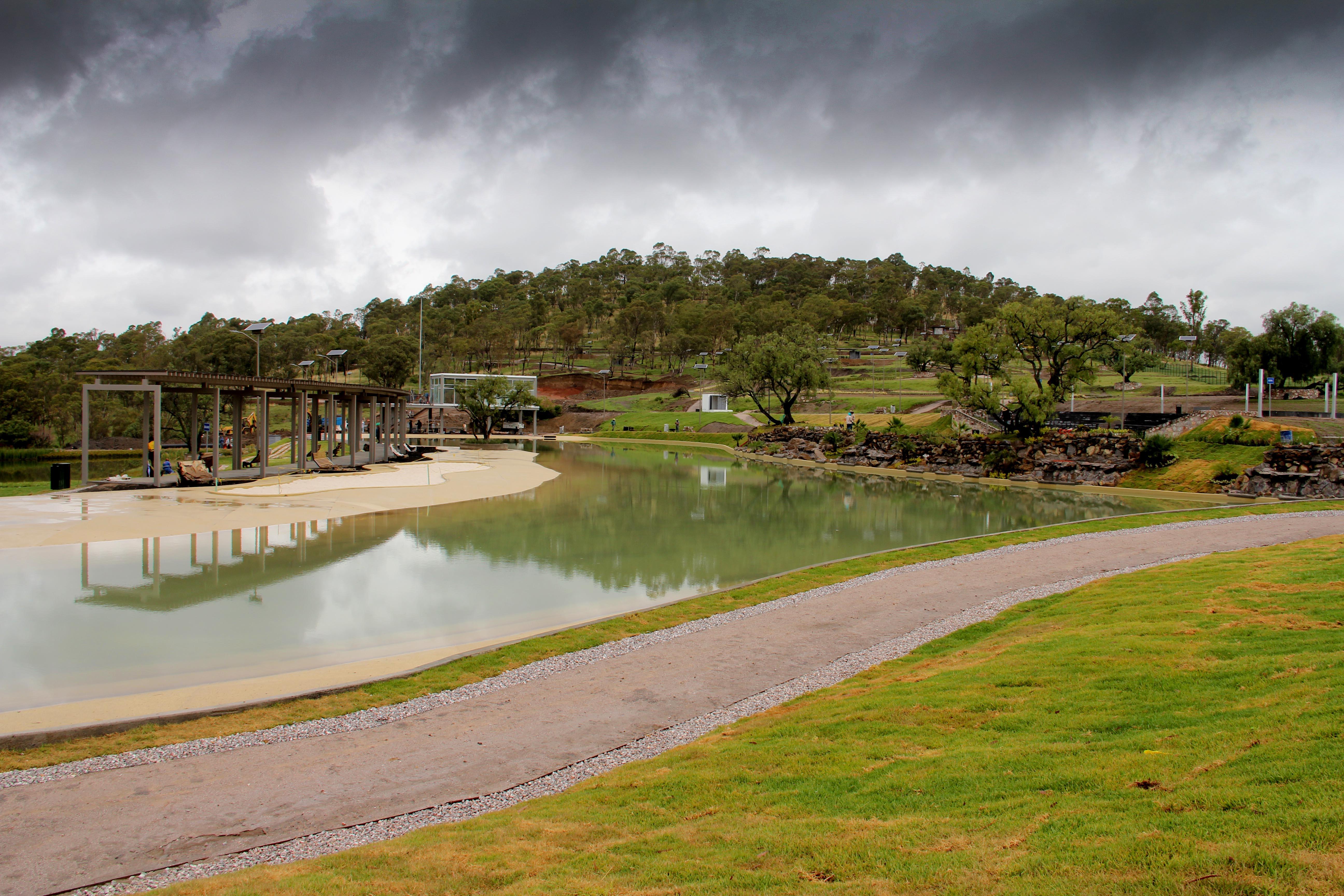Gobierno estatal inició rescate integral del Cerro de Amalucan
