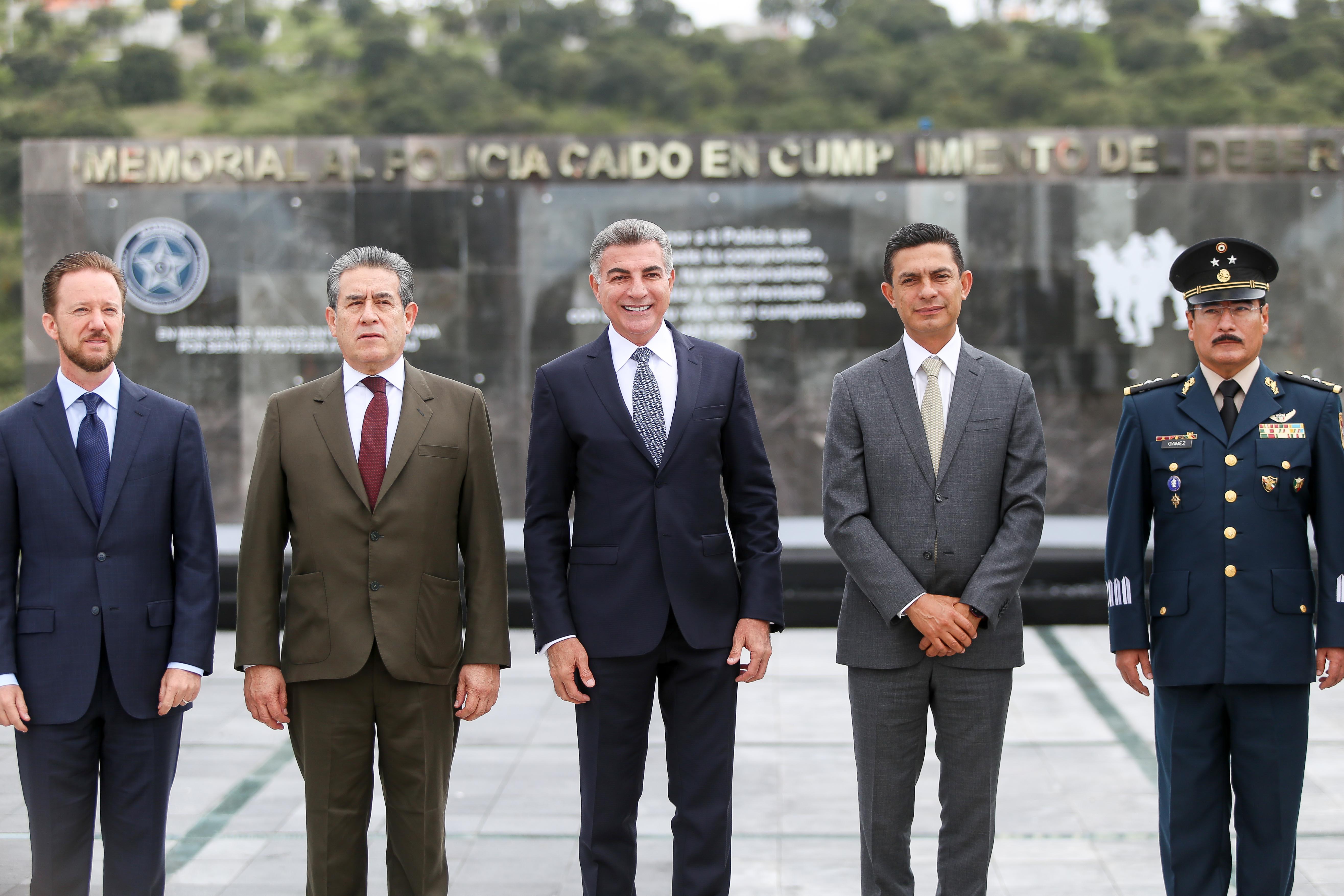 Encabeza Gali graduación de la Academia General Ignacio Zaragoza