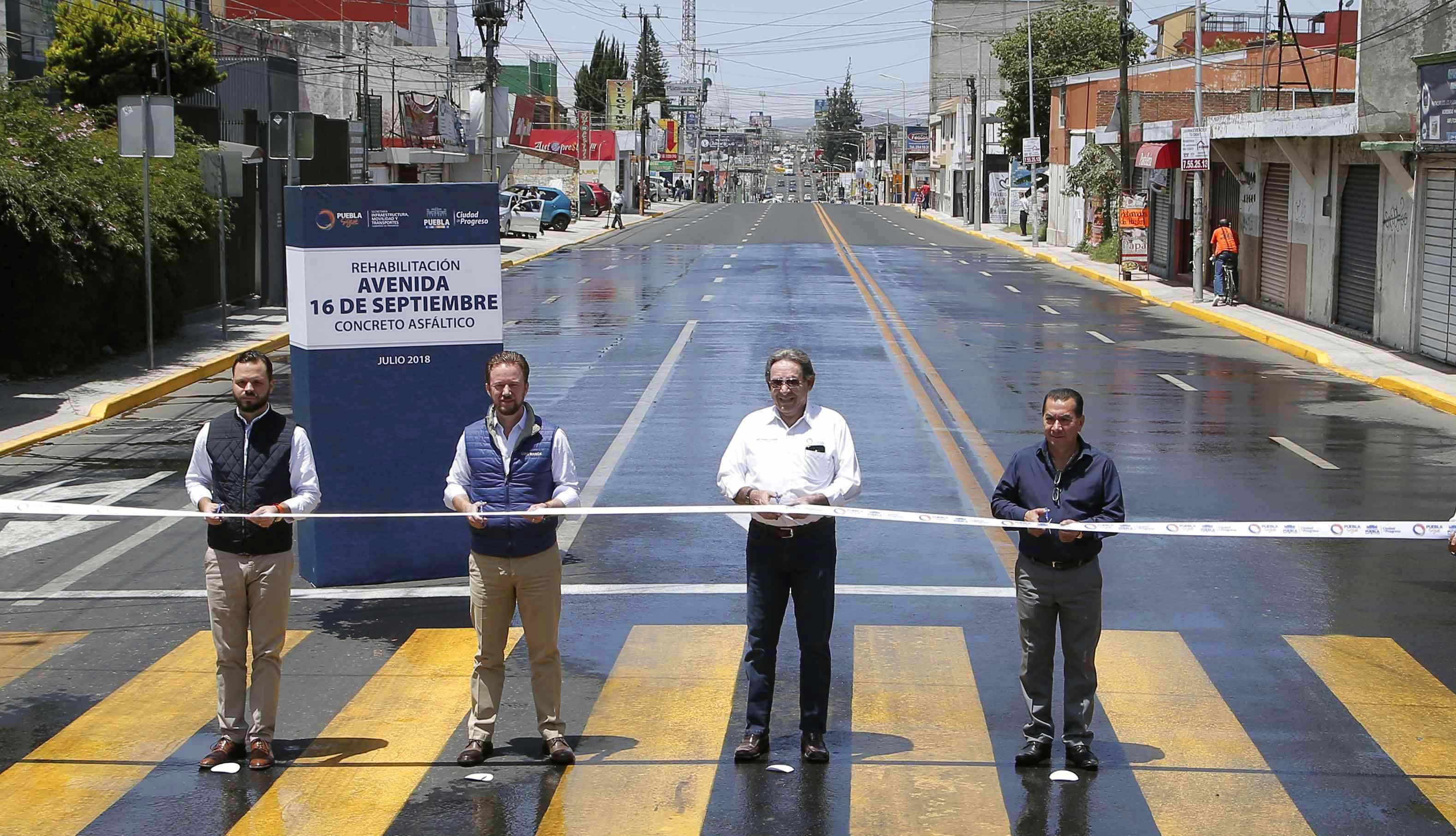 Gobierno del estado concluye obras en 16 de septiembre y Margaritas