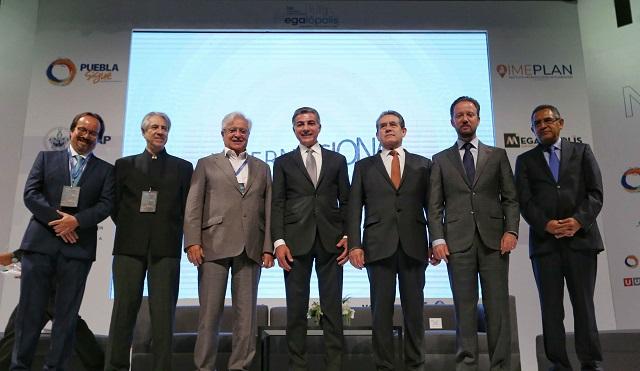 Inaugura Gali Congreso Internacional Resiliencia de la gran urbe
