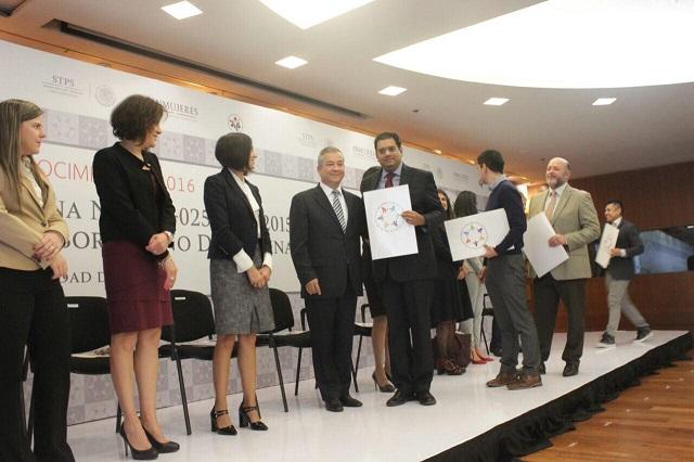 Certifican al gobierno de Puebla por igualdad laboral y no discriminación