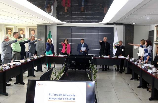 Instala la SEP el Comité Estatal de Desarrollo Profesional Docente