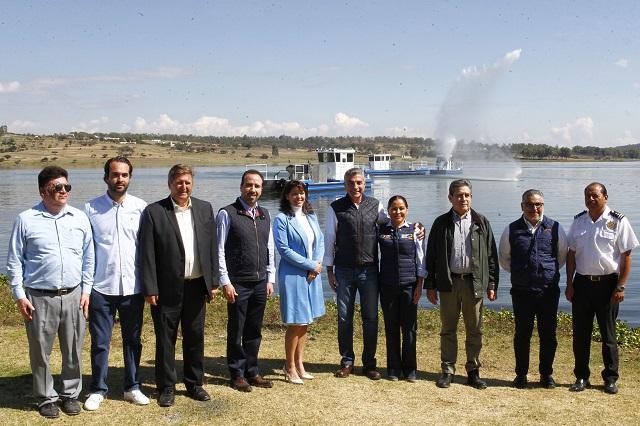 Inicia Gali trabajos de saneamiento en Valsequillo