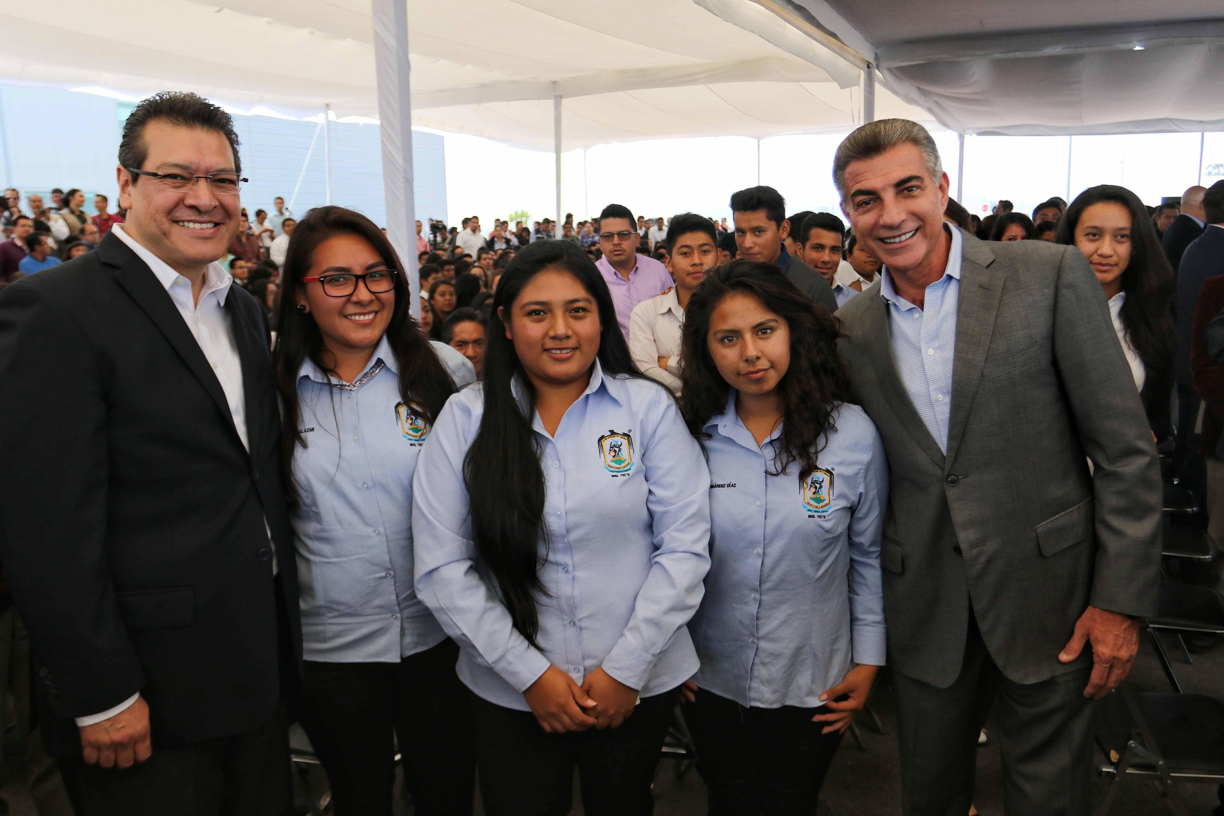 Puebla y Tlaxcala impulsarán educación superior en Chiapa
