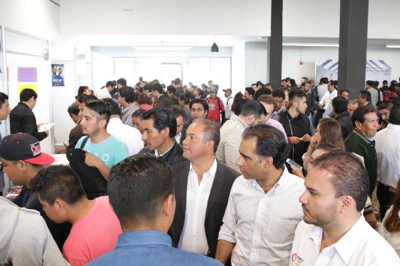 Realizan Primera Feria Regional de Empleo en Ciudad Modelo