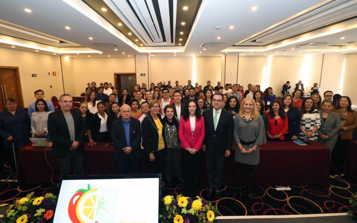 Inauguran en Puebla Reunión Nacional del Programa de Alimentación