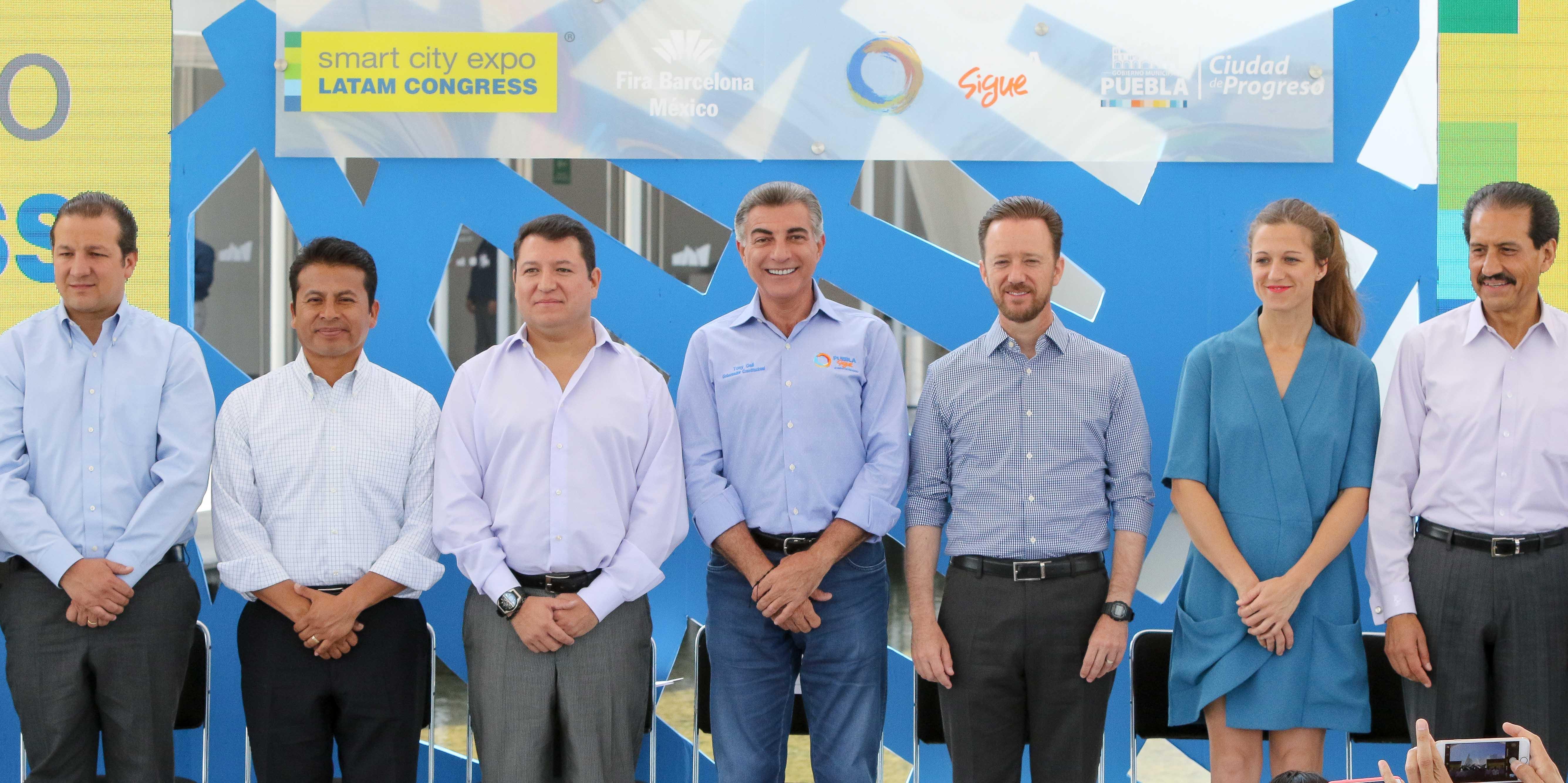 100 mdp generará a Puebla Congreso Smart City, prevé el gobernador Gali