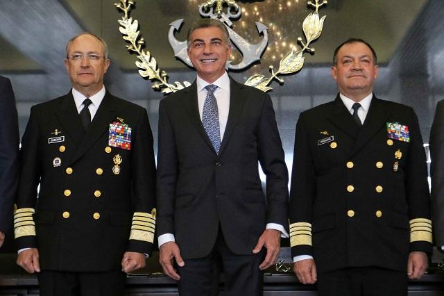 La Marina construirá su centro de mantenimiento en Puebla