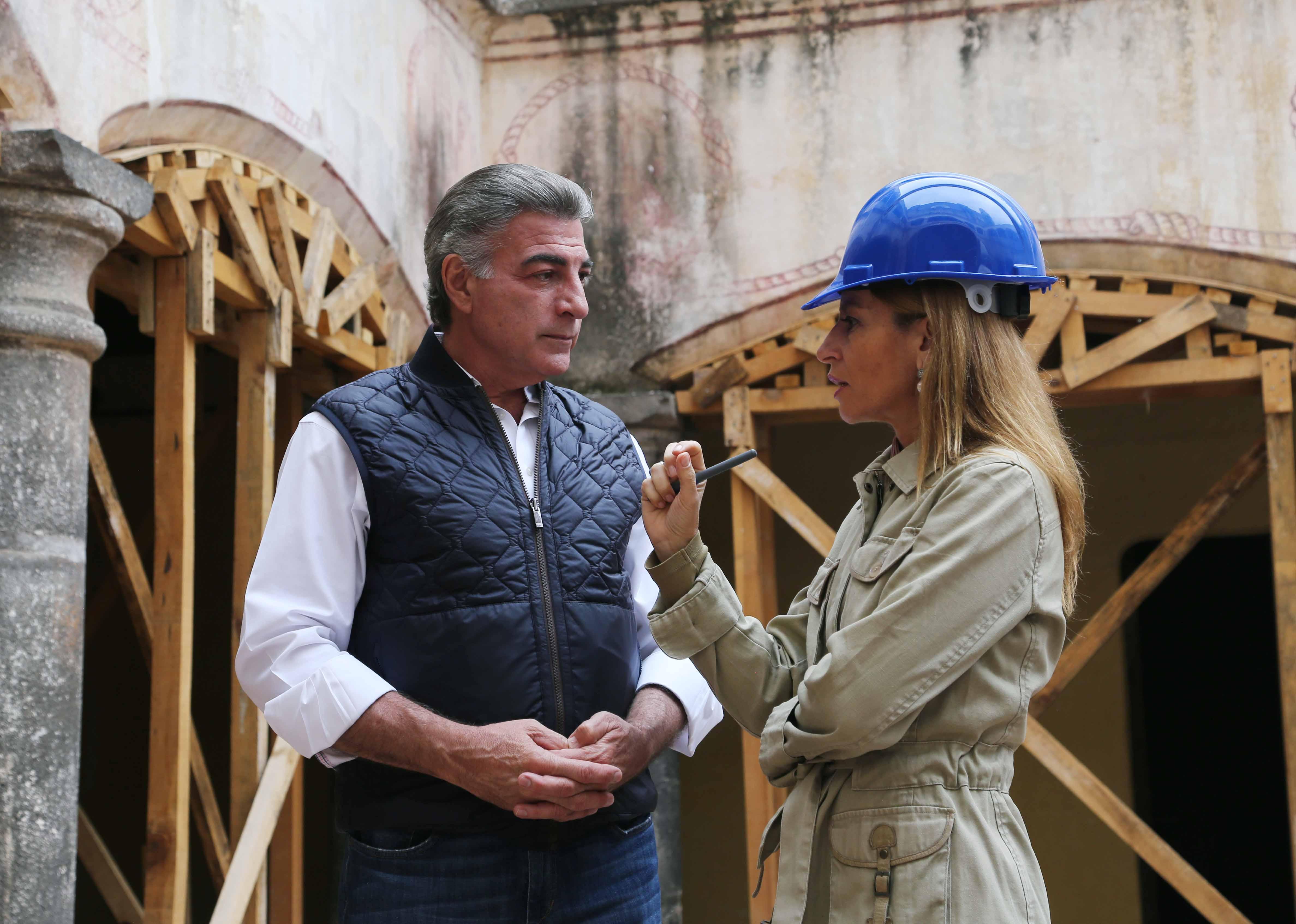 Unesco y gobierno estatal evalúan reconstrucción en Tochimilco