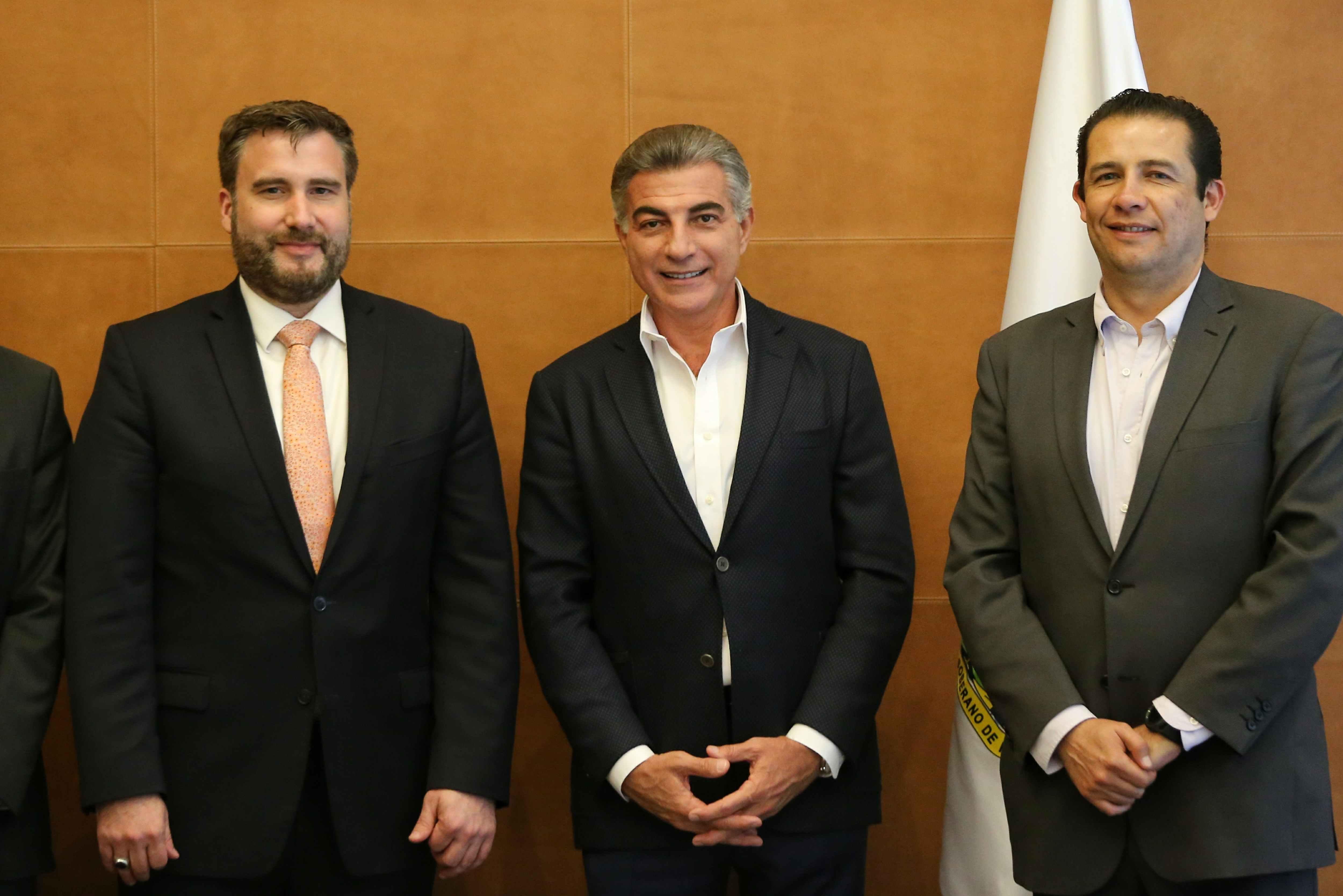 Gobierno de Puebla e Iniciativa Mérida fortalecen agenda común