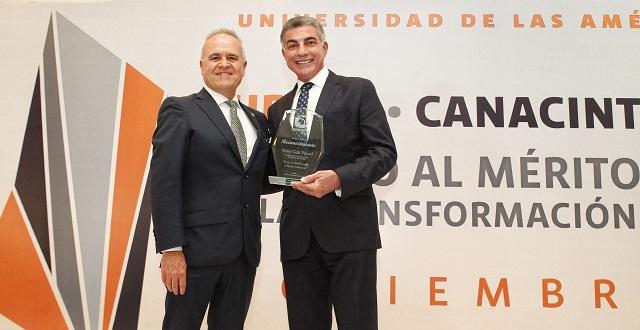 UDLAP y Canacintra reconocen impulso de Gali a sector industrial