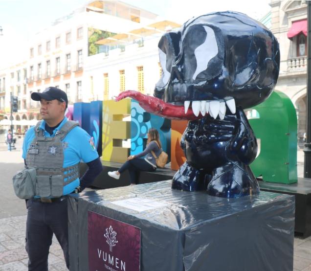 Vigilarán Día de Muertos en el estado 5 mil agentes de la SSP