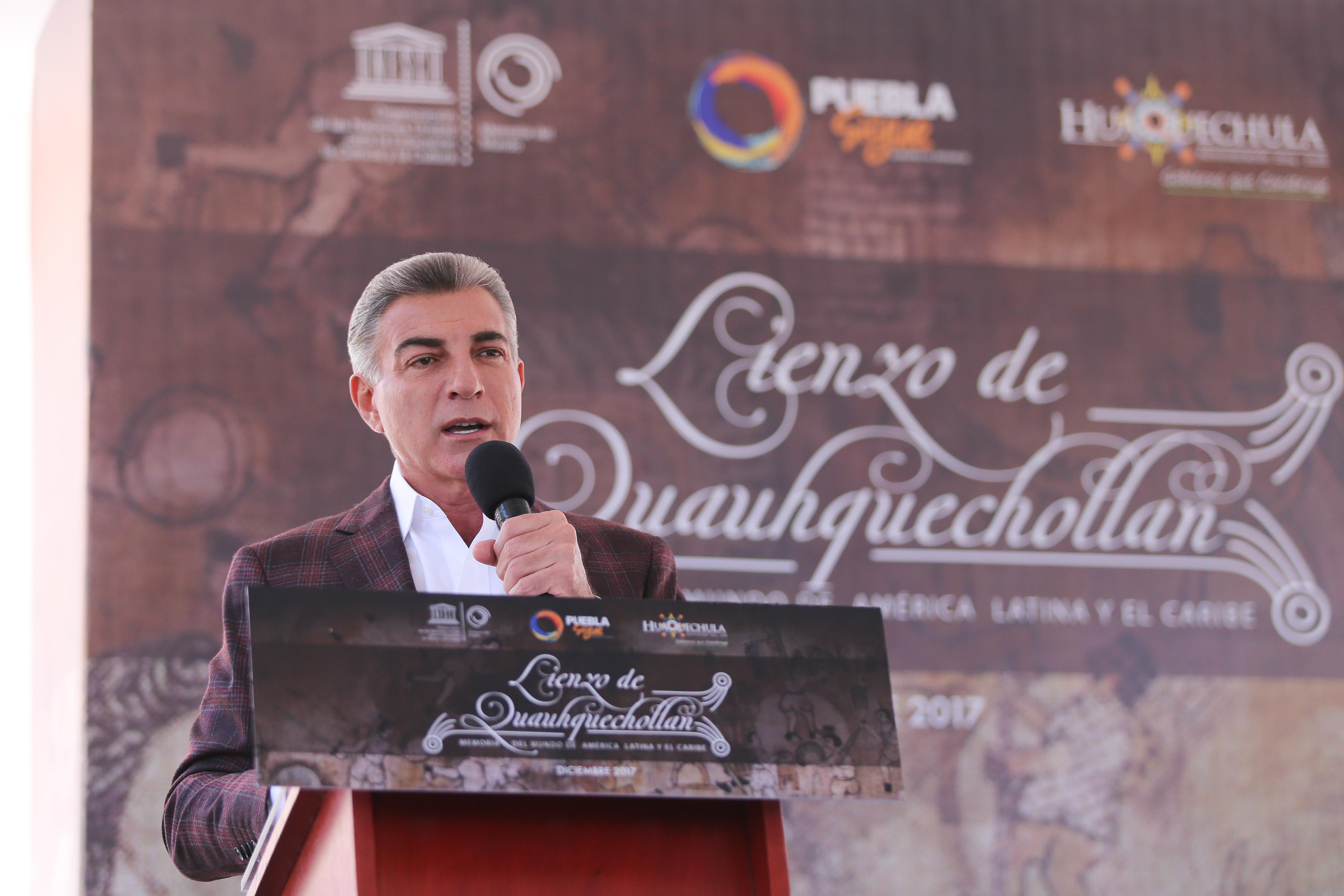 Ingresa Puebla a al Programa Regional Memoria  del Mundo, de la Unesco
