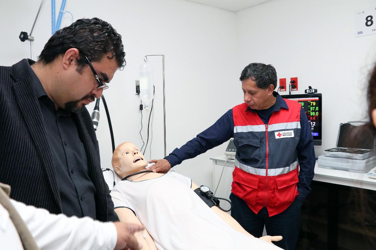 Analizan crear sistema nacional de atención médica de urgencias