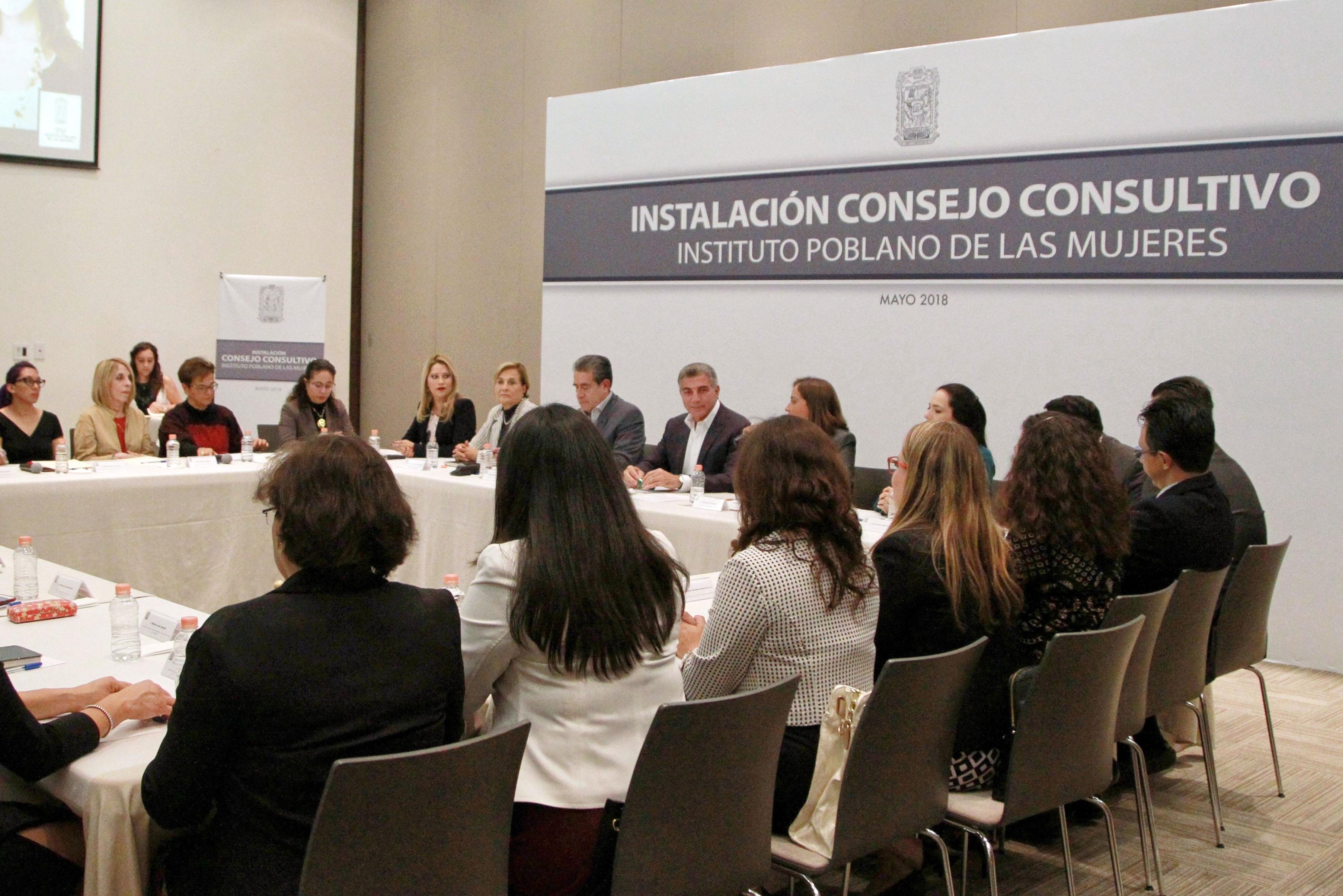 Instalan Consejo Consultivo del IPM en Puebla