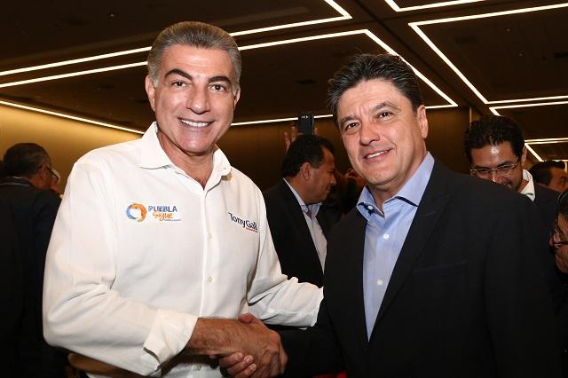 Trabajo con alcaldes, sin distingo partidista, ofrece el gobernador Gali