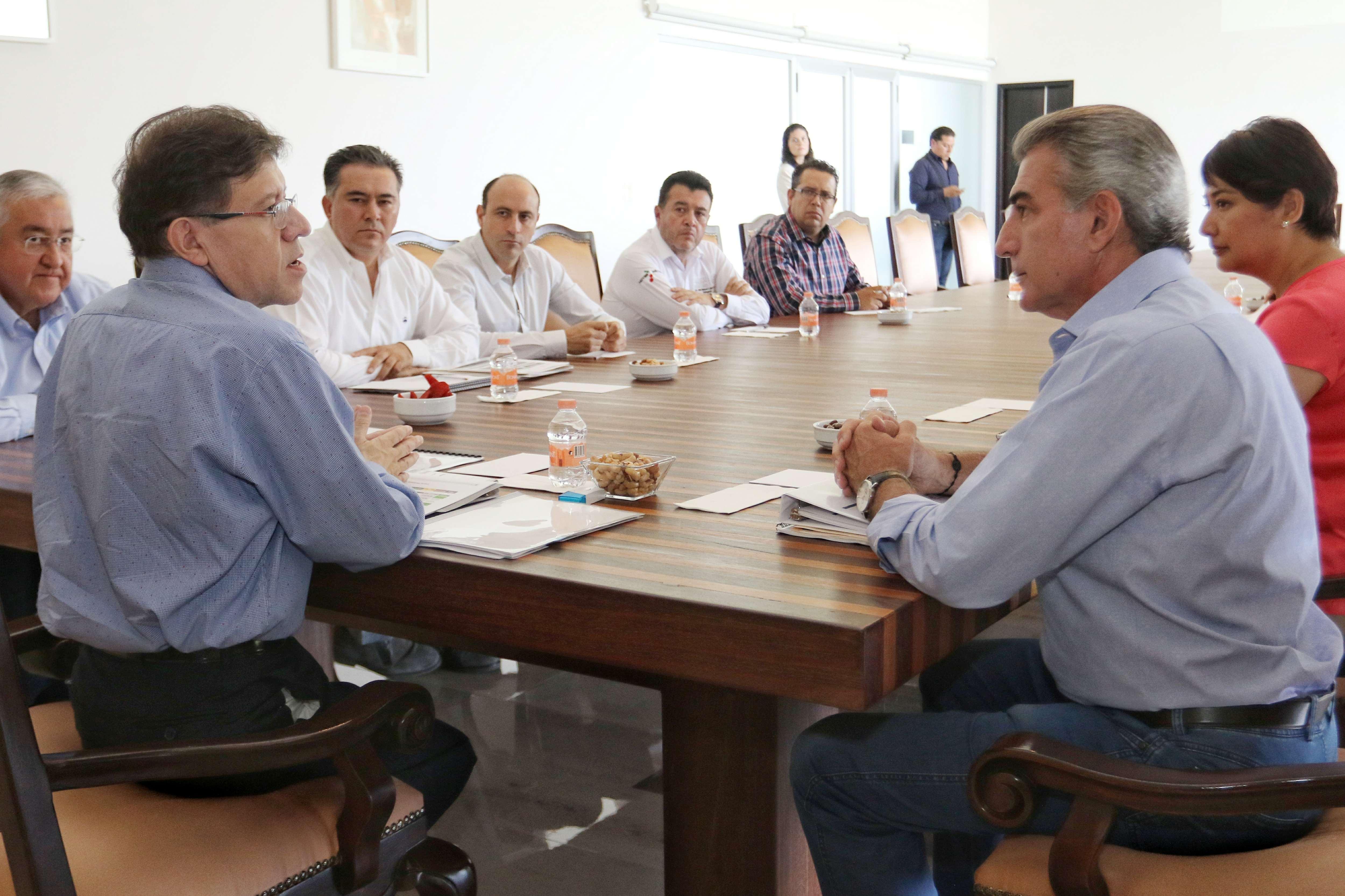 Peña Nieto y Gali fortalecerán la infraestructura carretera en Puebla