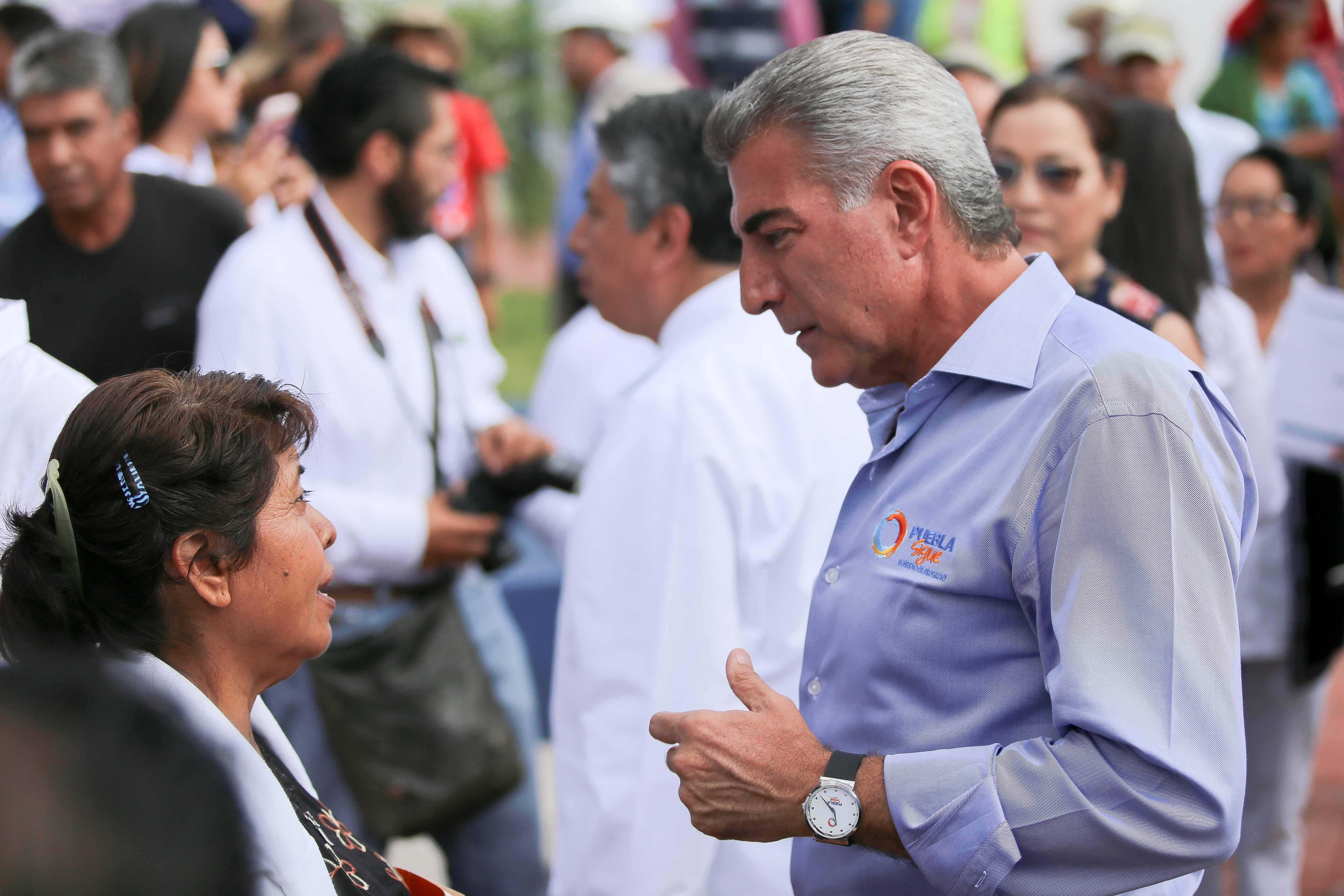 Destaca Gali avance económico de  Puebla, según datos del INEGI