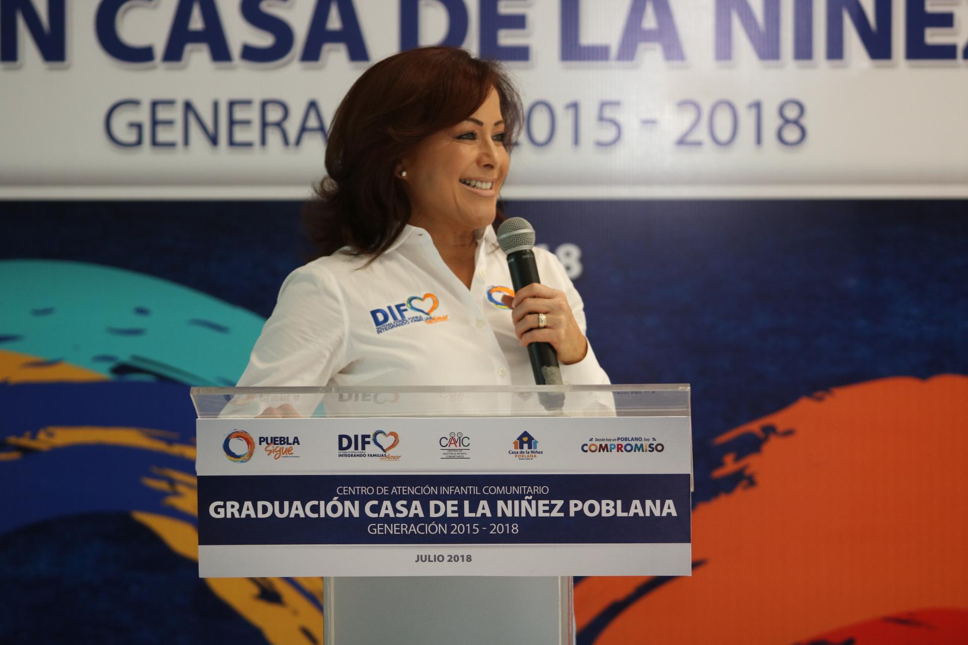 López de Gali impulsa educación de niños bajo tutela del SEDIF