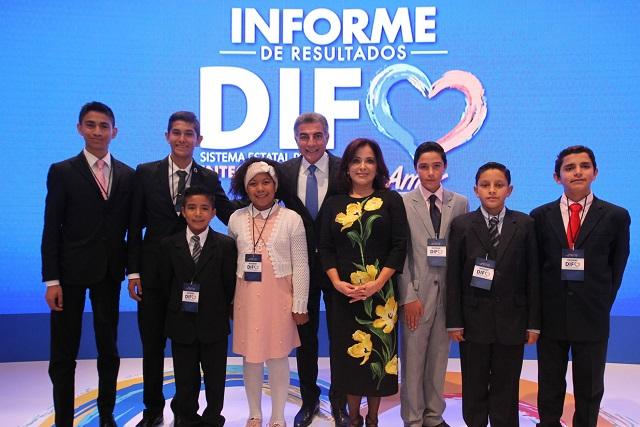 Resultado de imagen para Fue un privilegio servir a las familias poblanas: Dinorah López de Gali