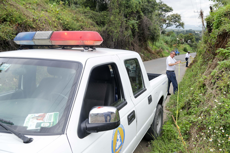 Mantienen prevención en zonas cercanas al Popocatépetl