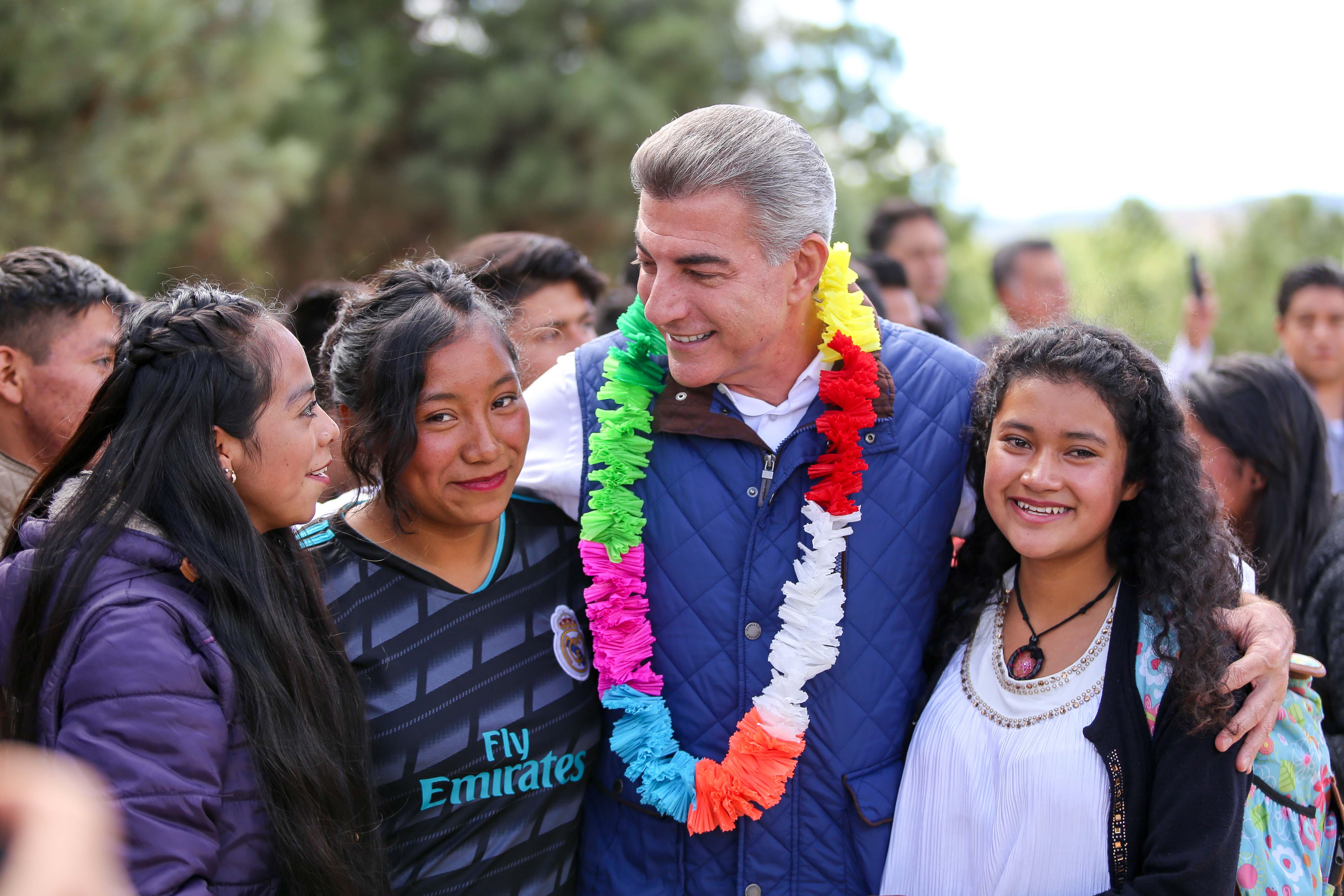 Inauguran Casa Jóvenes, en Progreso, en la Sierra Negra