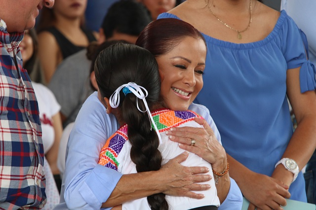 Inicia SEDIF Casa Jóvenes en Progreso, en Tlatlahuquitepec