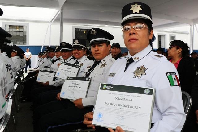Incorporación de policías y botones de pánico entre logros de SSPE