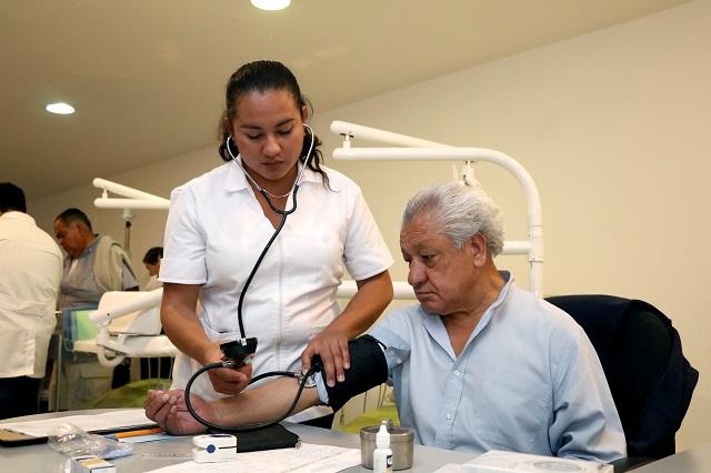 Disminuyen en Puebla males diarreicos e infecciones respiratorias