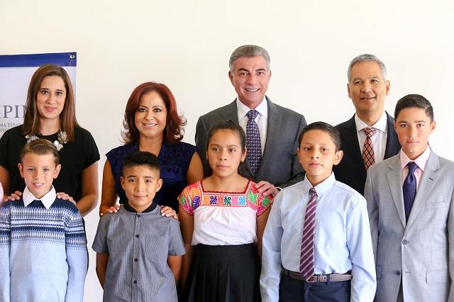 Puebla, primero en integrar a niños a consejo de sistema de protección