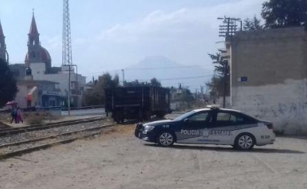 SSP mantiene recorridos preventivos en las vías férreas  estatales