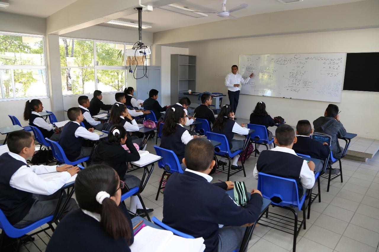 Puebla, primer lugar nacional en matemáticas en nivel secundaria