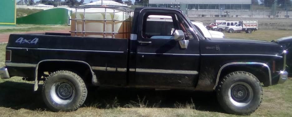 Sedena y SSP decomisan cuatro vehículos que usaba el huachicol