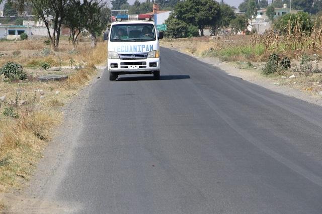 Protección Civil y SIMT revisan rutas de evacuación del volcán