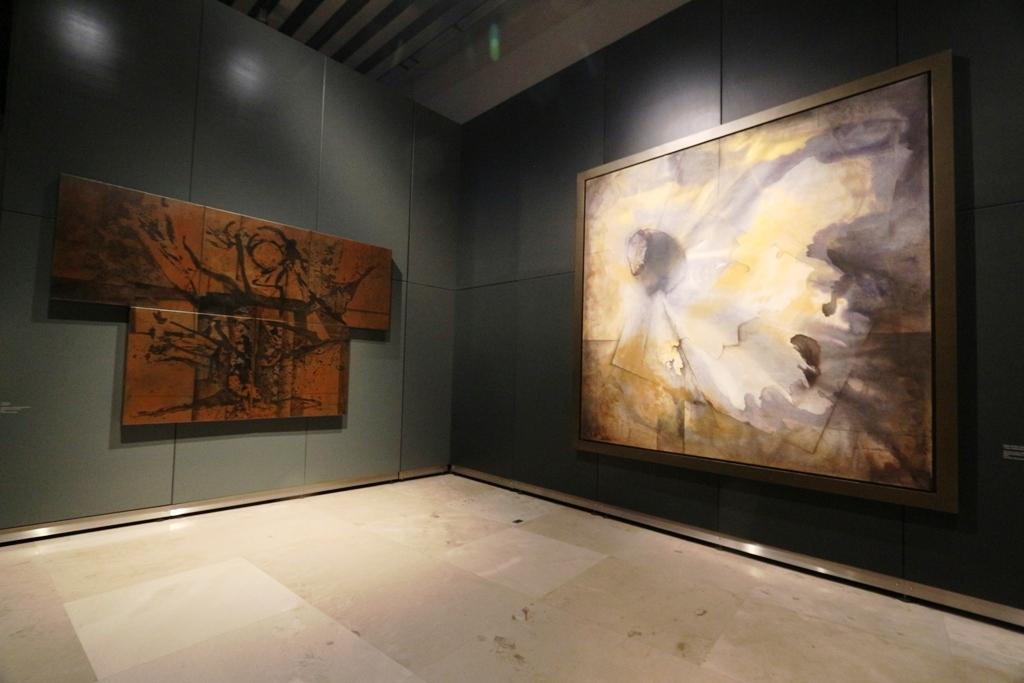 Presentan obra de José Lazcarro en el Museo Barroco