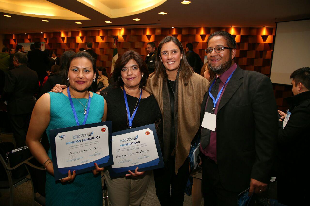 Maestros poblanos son galardonados con el premio Ilce- Sinadep