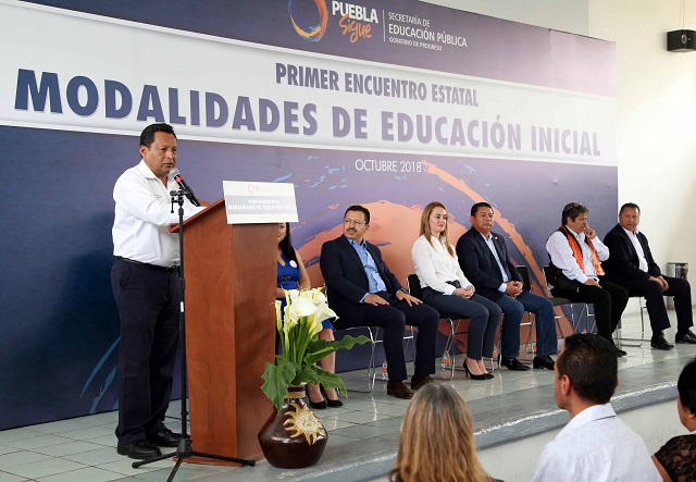 Impulsa SEP calidad de educación inicial en beneficio de niñez poblana