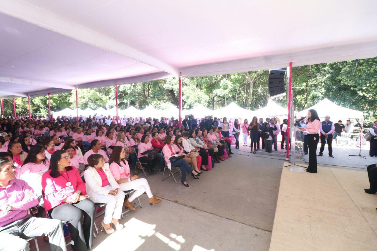 Puebla es cuarto lugar nacional en aplicación de mastografías