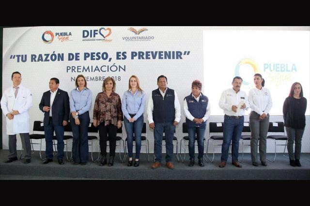 SEP e ISSSTEP promueven cuidado de la salud de trabajadores y docentes