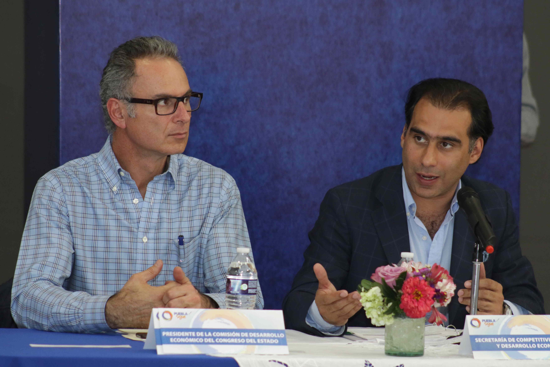 Instalan Subcomité Sectorial de Desarrollo Económico en Puebla