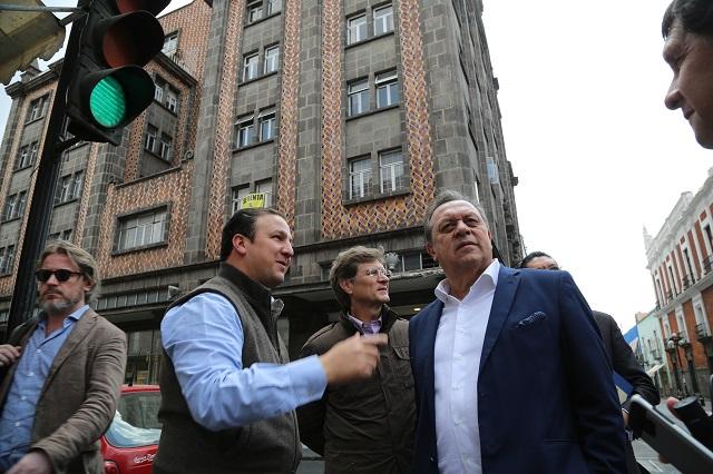 Estuvo en Puebla ministro argentino para conocer oferta turística