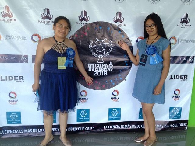 Alumnas CECYTE representarán a Puebla en Olimpiada Científica de NY