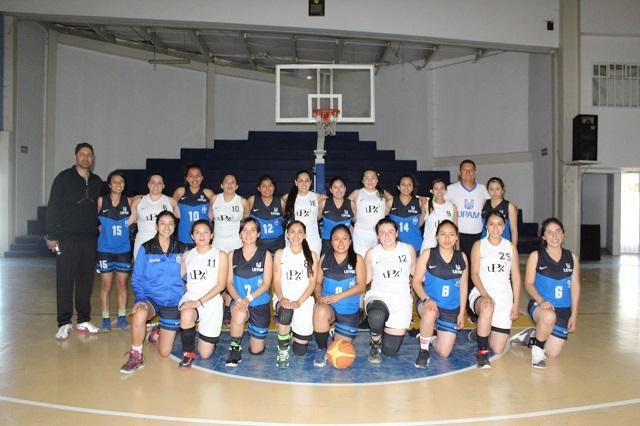 UP de Amozoc destaca en encuentro deportivo nacional